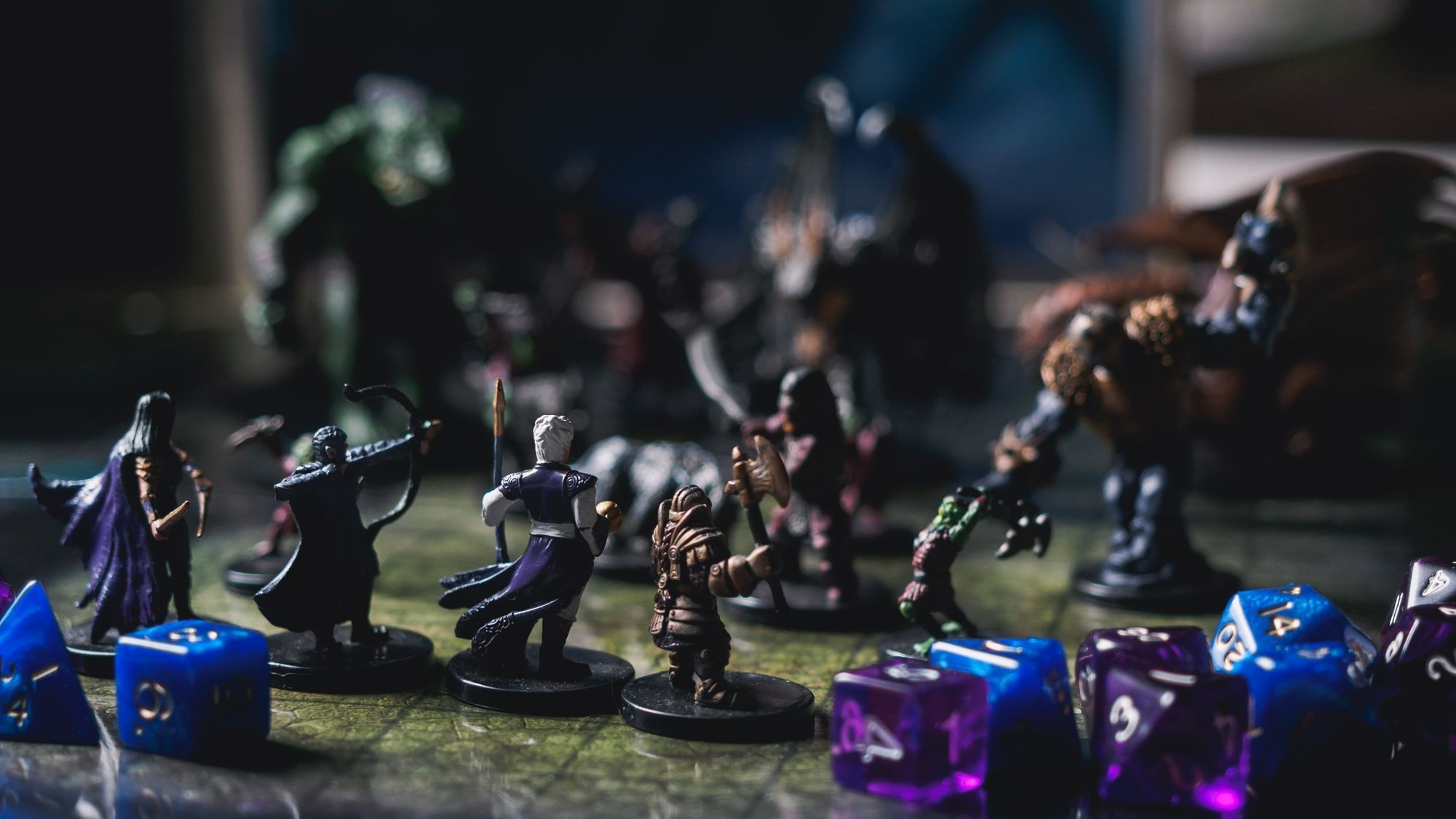 image about Printable Minis D&d called Anvl Miniatures - The Residence of 3D Revealed Personalized Collectible figurines